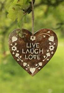 "Heart - ""Live Laugh Love"""