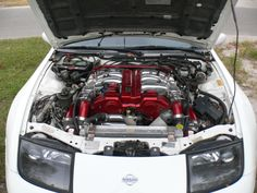 This is a 1991 Nissan 300ZX Twin Turbo with 800hp. Built by Z-Fever