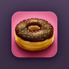 iOS Icon Kilo design by Roman Jusdado. - Best Mobile Designers In The World | Scoutzie