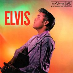 Elvis Presley - Elvis on Limited Edition 180g LP from Friday Music