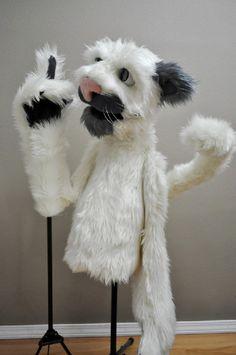 Kitty Cat Puppet
