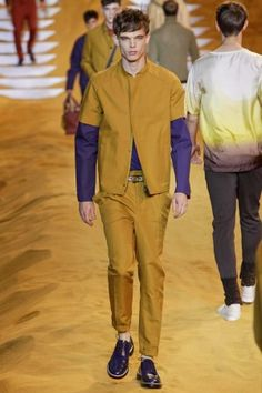 Fendi Menswear Spring Summer 2014 Milan via http://nwf.sh/13036HU