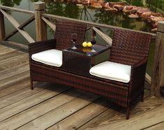 28 Best Gartenbank Polyrattan Images Outdoor Furniture