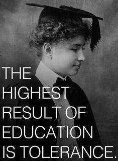 Helen Keller on Optimism   Brain Pickings