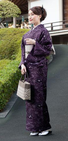 着物 kimono,Komon