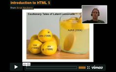 HTML5 Tutorials, Lots of it and you can not find those anywhere