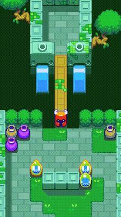 Nitrome teases new roguelike Rustbucket, from the creator of Ending | Rustbucket upcoming | iPad | Pocket Gamer