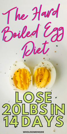 Ready to lose 20 lbs fast? In just 14 days, you can drop 20 lbs! That's 2 weeks of dieting for HUGE weight loss! The hard boiled egg diet works! Boiled Egg Diet, Boiled Eggs, Lose Weight, Weight Loss, Lose 20 Pounds, Hard Boiled, Drop, Breakfast, Deviled Eggs
