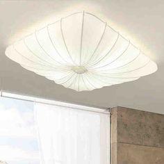 s.LUCE - Die Marke von Skapetze Deckenlampe »Virgo 60 x 60 cm in Weiss« 99