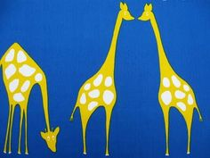 Giraffes by Pamela Walker
