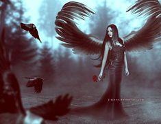 Black dress by jiajenn