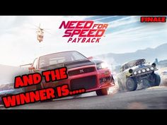 AND THE WINNER Is   NFSPayback Finale
