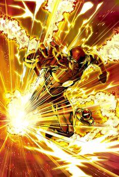 Flash, por Ken Lashley