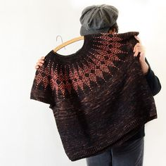 New pattern #celosiassweater released by Jenn Steingass @knit.love.wool on #ravelry a quick knit absolutely stylish very enjoyable 👌🏻and… Quick Knits, Yarns, Ravelry, Stitches, Knitting Patterns, Wool, Stylish, How To Make, Shopping