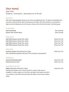 Resume and cover letter (chronological)- SAMPLE. This website has many other sample templates and forms (planners, minutes, lists, invoices, certificates, calendars, etc.).