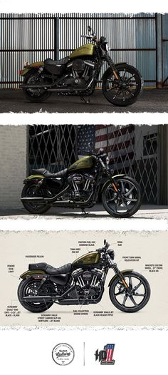 2016 Iron 883 | Inspiration Gallery