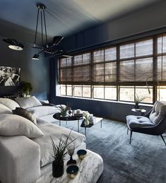 Q & A: Where To Use #Dark Colors · Tawna Allred #housedeco #design #apartment #bedroomideas #livingroomideas #roomideas, #roominspiration, #bedroom #organization #diy #dreambedroom #sofa #livingroom #bedroom