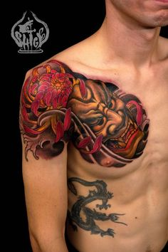 Shige - One of Dales favorite Japanese tattoo artists