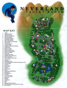 Michael Jacksons Neverland Ranch Map - 5225 Figueroa Mountain Rd Los Olivos CA 93441 • mappery