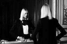 Le smoking femme de Yves Saint Laurent