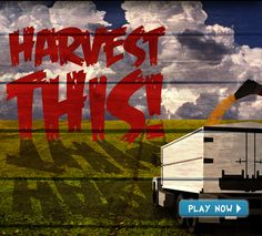 Harvest This Game - Created by the American Farm Bureau Foundation For Agriculture!