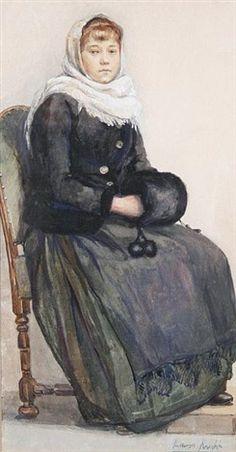 Dutch lady - Dame LauraKnight on artnet