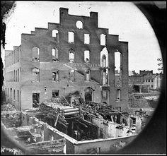 (1865) Ruins - Richmond, VA