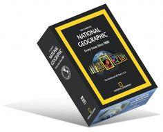 Alle Engelstalige nummers van National Geographic die verschenen zijn sinds 1888 op CD-Rom | € 59,90 | www.ngshop.nl