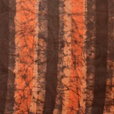 Batik Fabric Stripey Autumnal Colours Autumnal, Craft, Fabrics, Textiles, Colours, Sewing, Prints, Tejidos, Dressmaking