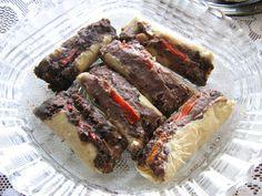 Cocina Costarricense: tayuyos(tamales mudos)