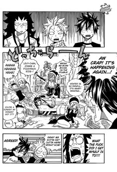Fairy Tail Special Chapter - Page 8 - Manga Stream