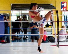 Julie Kitchen c/o Muay Thai Premier League
