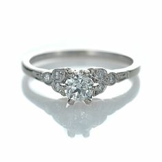 New York, NY Jewelry, engagement rings - Leigh Jay Nacht - Engagement Rings