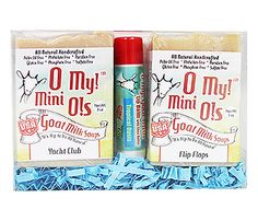O My! On Vacation Gift Pack