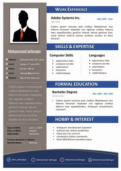 Professional Resume Template Microsoft Word Click Here For A FREE Video Tutorial Course On Office