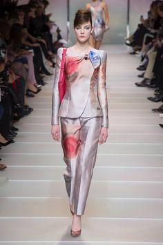 Giorgio Armani | Haute Couture - Spring 2018 | Look 9