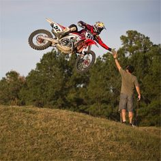 Justin Barcia ;-) fave pro