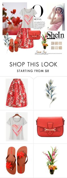 """""""shein 8"""" by aida-1999 ❤ liked on Polyvore featuring GUINEVERE, Pier 1 Imports, IPANEMA and Designs by Lauren"""