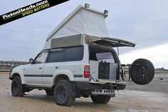 Spotted: Toyota Land Cruiser camper | PistonHeads
