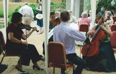 Cotswold Ensemble Garden Party by the Cherwell