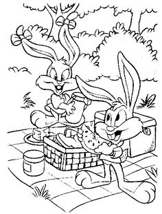 acme cartoon coloring pages - photo#46