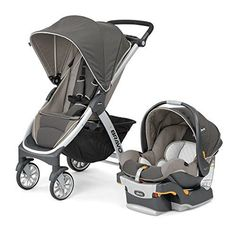 Chicco Bravo Trio Travel System, Papyrus, 2016 Amazon Most Gifted Strollers  #BabyProduct