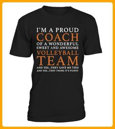 Funny Gift For Volleyball Coach - Volleyball shirts (*Partner-Link)