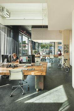 No More Working Late: At The End Of Each Day, This Office Disappears | Co.Exist | ideas + impact