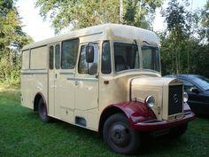 MERCEDES bus aménagé en camping-car Lipsheim (1)