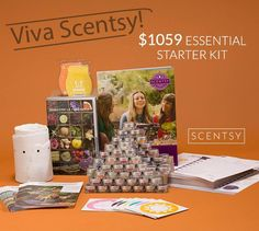 """Viva Scentsy Mexico join promo available October 2015 only!  Get the Scentsy """"Escentials"""" Starter Kit and the chance to earn your Shooting Star kit for free!  #joinmyteam #sellScentsy #Mexico #ScentsyMexico"""