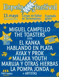 Vuelve el Espeto Festival en Mayo