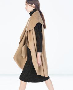 Image 2 of 'HAND MADE' LONG WAISTCOAT from Zara