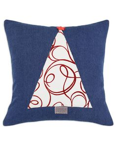 """Some of you have to get in on this: """"Tree"""" Decorative Pillow"""