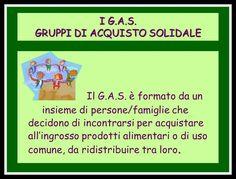 """Ho conosciuto i gruppi d'acquisto solidale """"G.A.S."""" molti anni fa, attraverso un articolo di Jacopo Fo, figlio del Grande Dario. Era il lontano 1994 ed erano …"""
